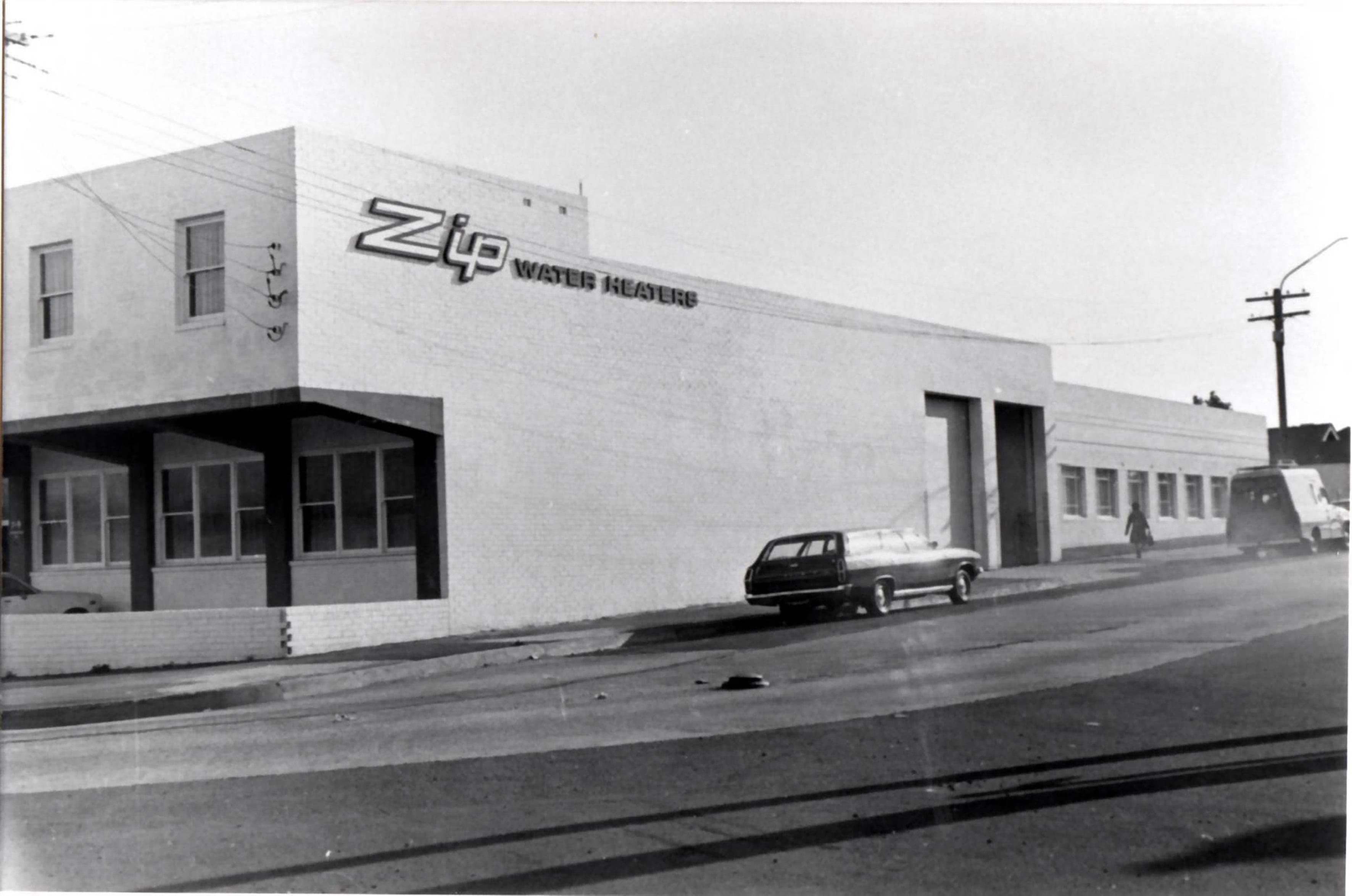 Zip Water History
