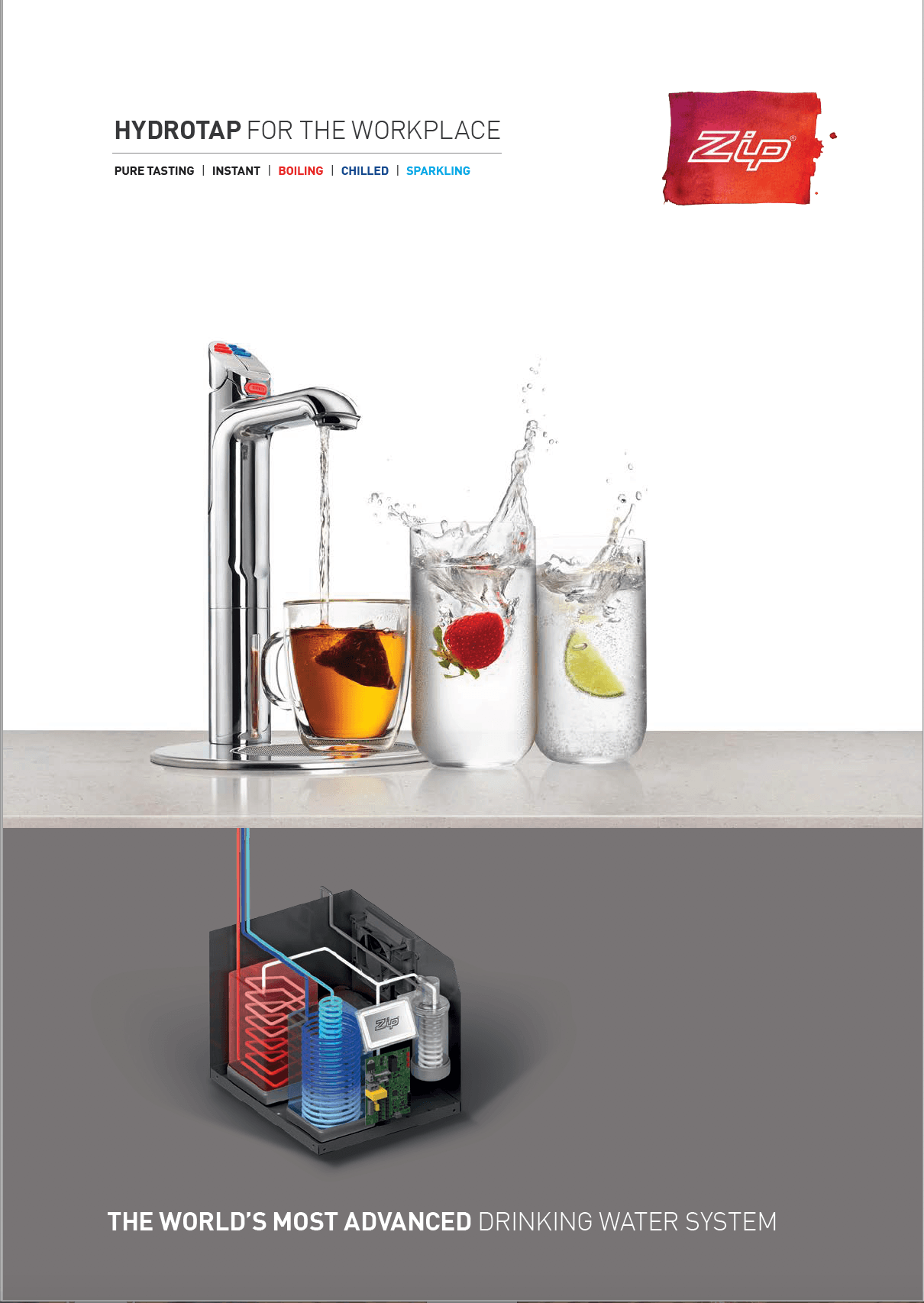 HydroTap For Office Water Dispenser