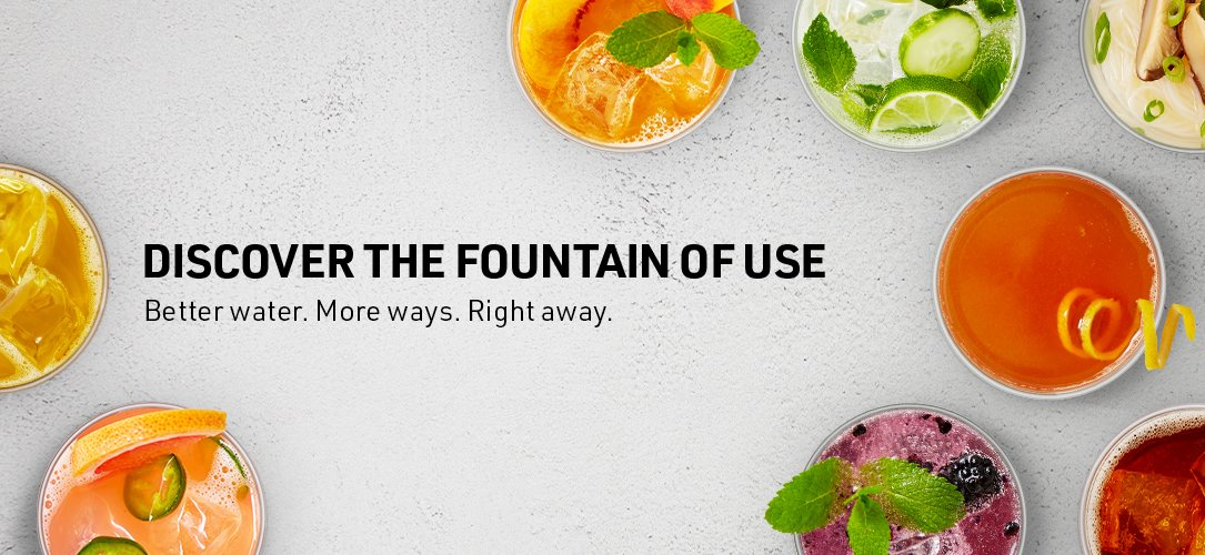Zip Water News - Discover the Fountain of Use