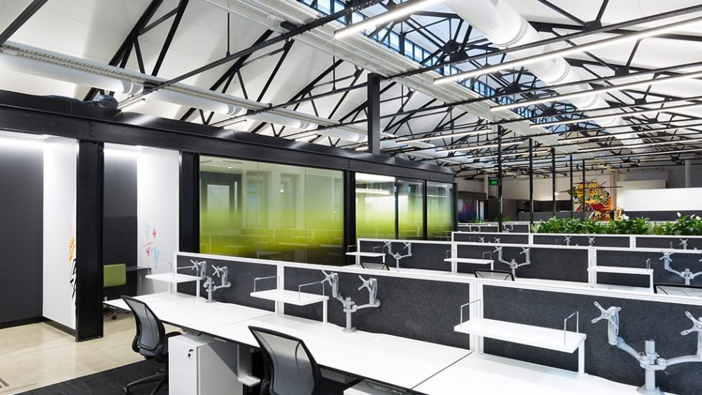 Siren Design - Beon Energy Office